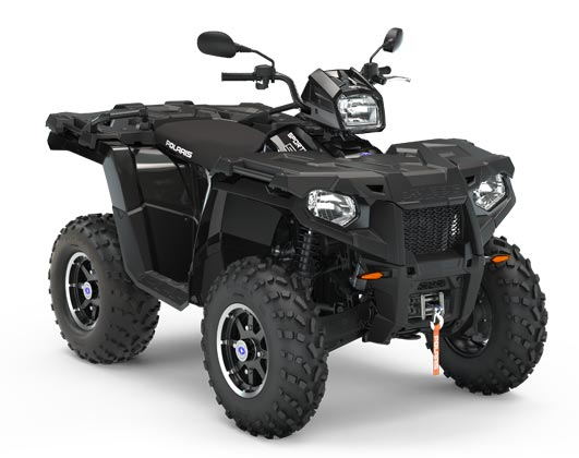 Sportsman® 570 EPS Black Pearl Special Edition